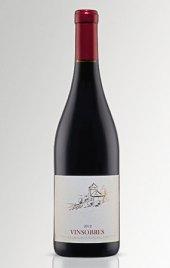 Víno Vinsobres Cotes du Rhone Villages