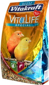 Krmivo pro ptáky VitaLife Special Vitakraft