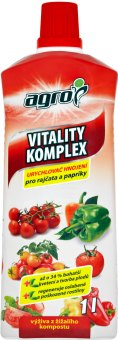 Vitality komplex rajče a paprika Agro