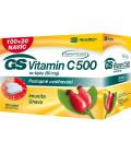 Vitamín C 500 GS