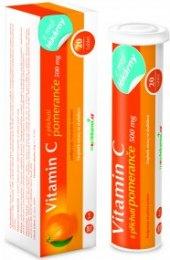 Šumivé tablety Vitamín C Moje lékárna
