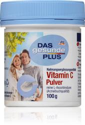 Vitamín C v prášku Das gesunde Plus