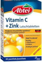 Vitamín C + Zinek Abtei