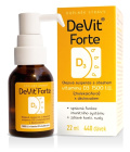 Vitamín D ve spreji DeVit Forte