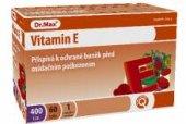 Vitamín E 400 I.U. Dr.Max