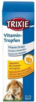 Vitaminové kapky pro hlodavce Trixie