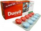 Vitamínové tablety Duovit