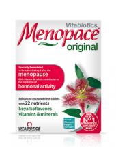 Vitamínové tablety pro ženy Menopace