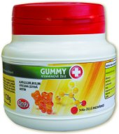 Vitamíny želé Gummy+