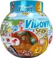 Vitamíny želé bonbony Vibovit