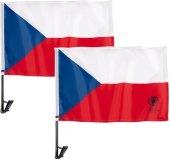 Vlajka na auto UEFA Euro 2016