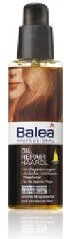 Olej na vlasy Balea