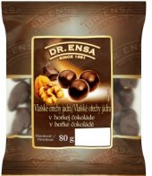 Ořechy vlašské v čokoládě Dr. Ensa