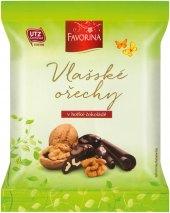 Vlašské ořechy v čokoládě Favorina