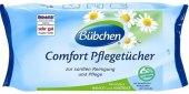 Vlhčené ubrousky dětské Comfort Bübchen