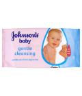 Vlhčené ubrousky dětské Johnson's Baby