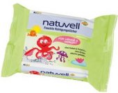 Vlhčené ubrousky dětské Natuvell