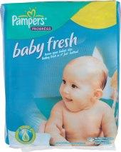 Vlhčené ubrousky dětské Pampers Baby fresh