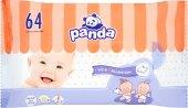 Vlhčené ubrousky dětské Panda