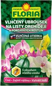 Vlhčený ubrousek na orchideje a pokojové rostliny Floria