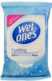 Vlhčené ubrousky na ruce Wet ones