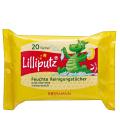 Vlhčené ubrousky dětské Lilliputz