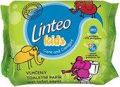 Toaletní papír vlhčený Kids Linteo