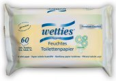 Toaletní papír vlhčený Wetties