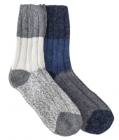 Vlněné ponožky dámské