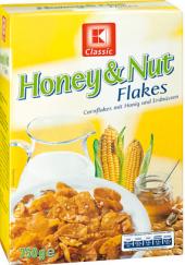 Vločky medovoořechové K-Classic