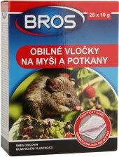 Vločky na myši a potkany Bros