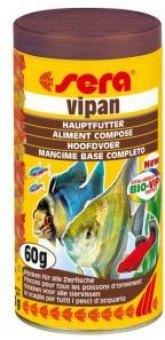 Krmivo pro ryby vločkové Sera