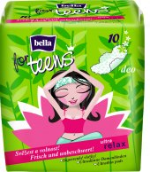 Vložky Ultra Bella for Teens