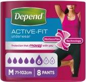 Vložky dámské inkontinenční Active Fit Depend