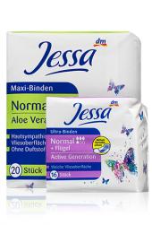 Vložky dámské Jessa