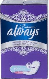 Vložky dámské slipové Platinum Always