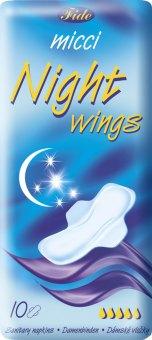 Vložky dámské Wings Micci