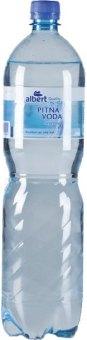 Přírodní voda Aqua Albert