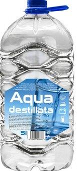 Voda destilovaná Aqua Destillata DF Chemie