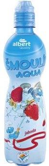 Ochucená voda Aqua Šmoulové Albert Quality