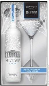 Vodka Belvedere - dárkové balení