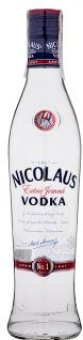 Vodka extra jemná St. Nicolaus