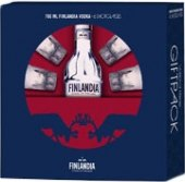 Vodka Finlandia  - dárkové balení