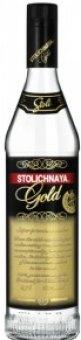 Vodka Gold Stolichnaya