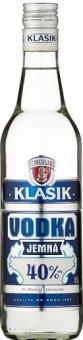 Vodka jemná Klasik St. Nicolaus
