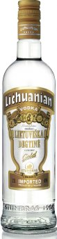 Vodka Lithuanian Gold Stumbras