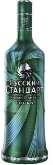 Vodka Malachite Russian Standard