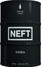 Vodka Neft Black Barrel