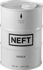 Vodka Neft White Barrel