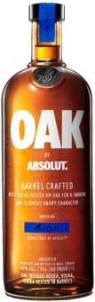 Vodka OAK Absolut
